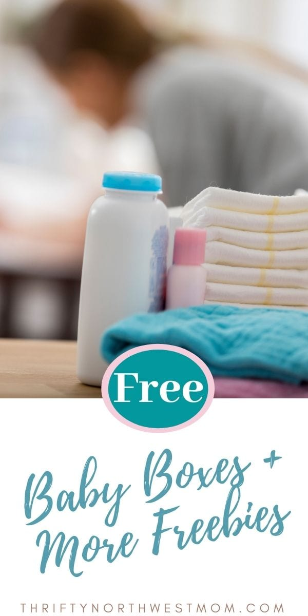 free baby boxes
