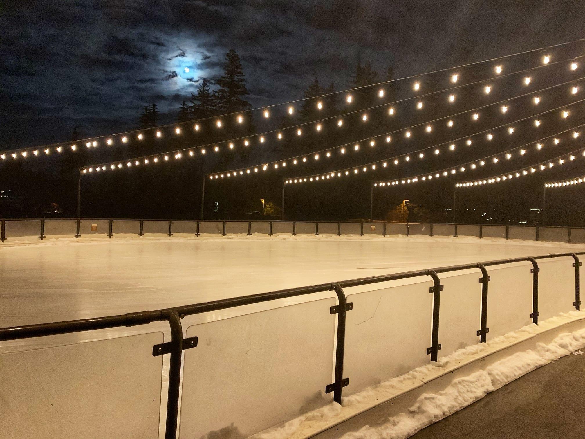 Ice Rink at Suncadia