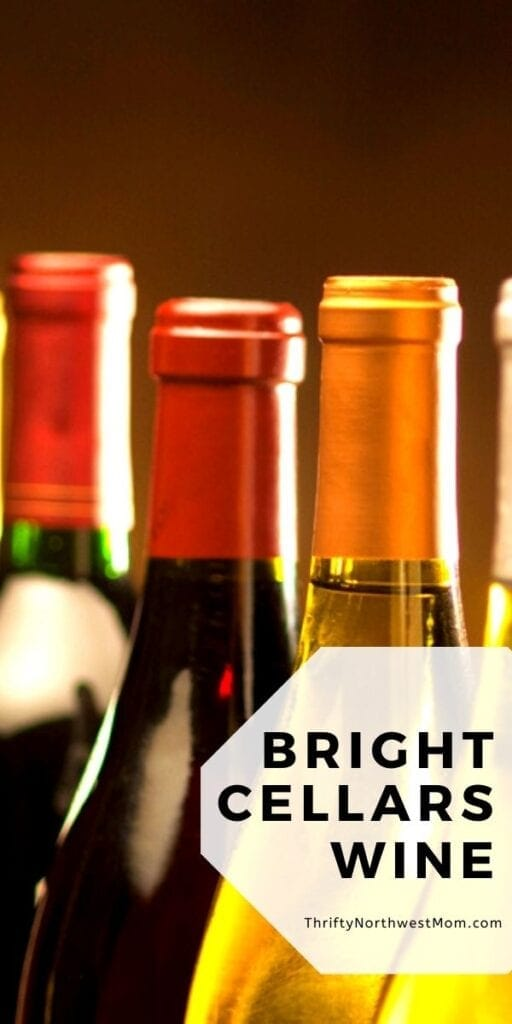 Bright Cellars Wine – 60% off First box – 5 Bottles for $30 + S/H