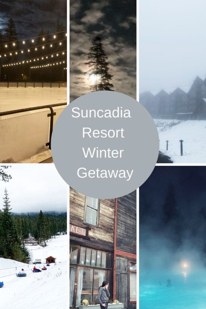 Suncadia Resort in the Winter – The Perfect Family Getaway!