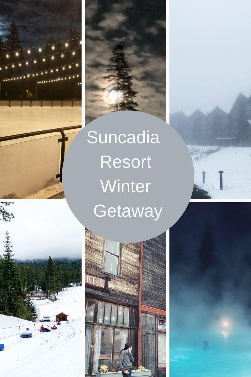 Suncadia Resort, Washington in the Winter