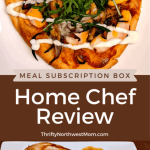 Home Chef Meals & Review
