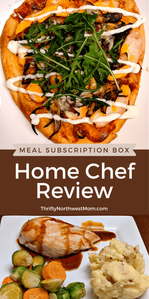 Home Chef Meals & Review!