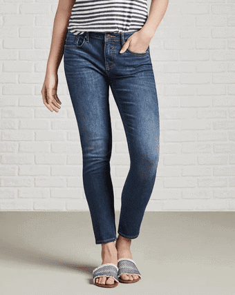 Wantable Classic Fit Skinny Jeans
