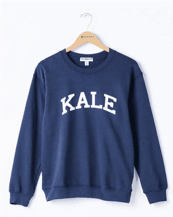 Wantable Kale Sweatshirt