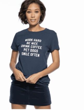 Wantable T Shirt