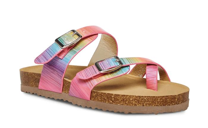 JBeached Girls Sandals