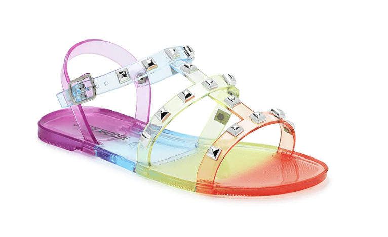 Kids Rainbow sandals