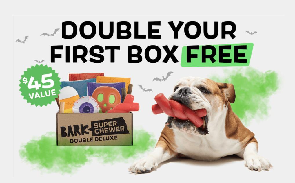Super Chewer double box