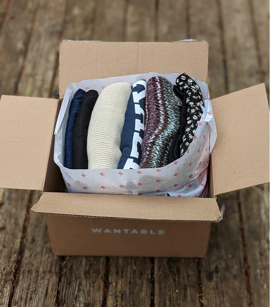 Wantable Womens Box of Clothing