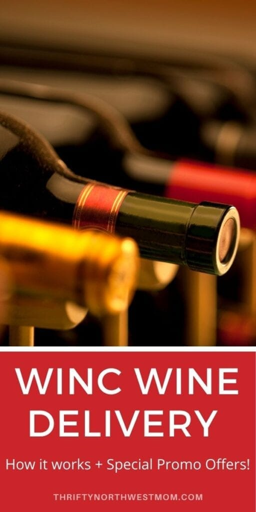 Winc Wine Club – 50% off For New Users! Just $6.75/bottle!