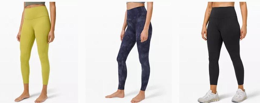 lululemon leggings on sale