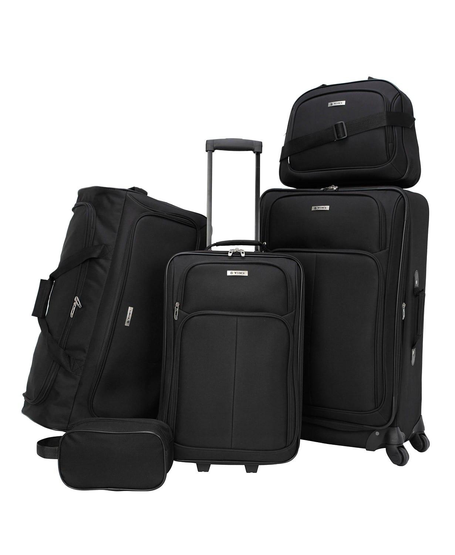 5 pc luggage set on sale