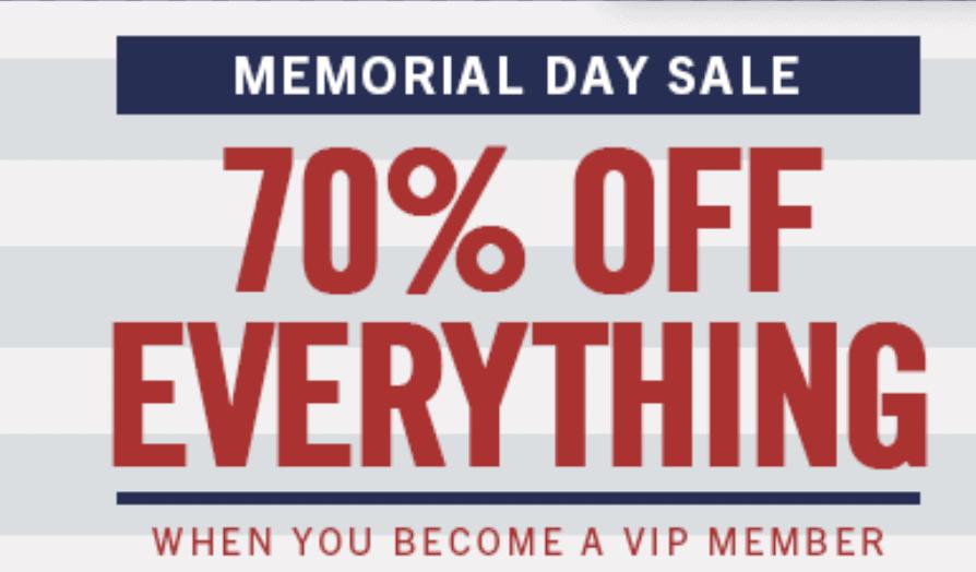 Fabletics 70% off sale