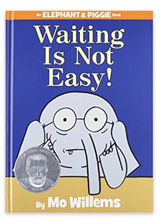Elephant & PIggy book