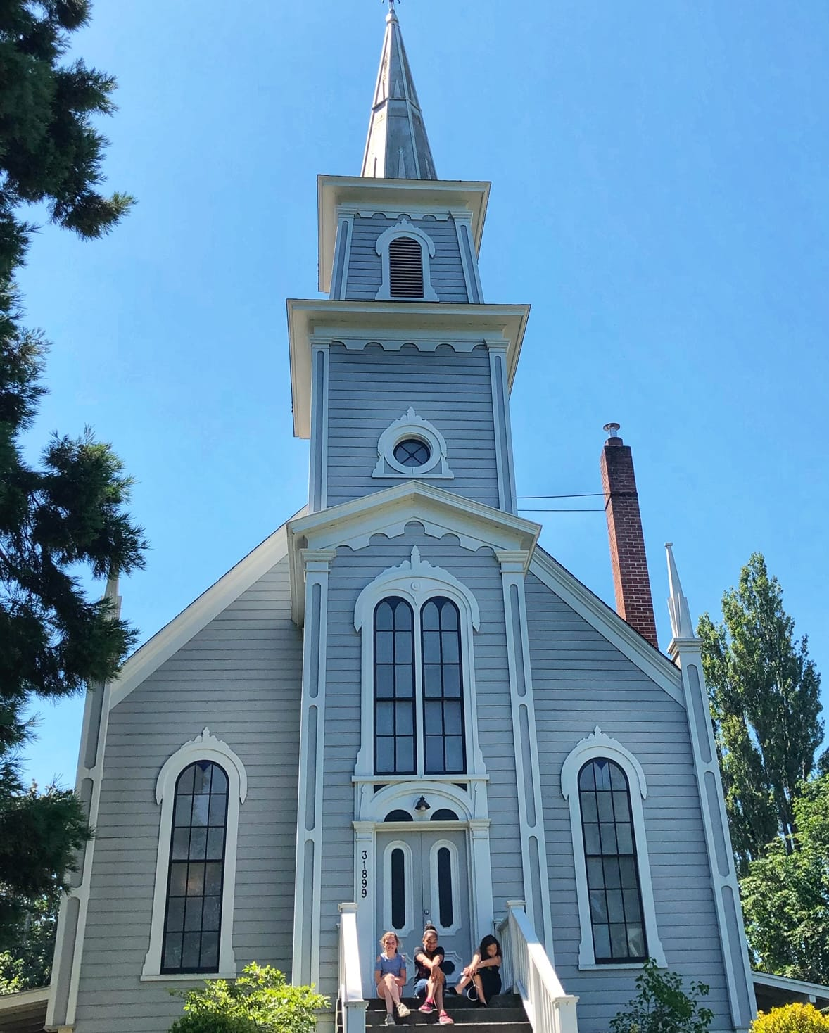 Port Gamble Church