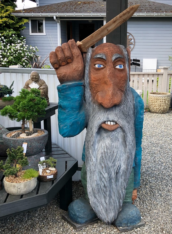 Garden Troll