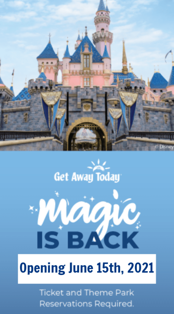 Disneyland Tickets On Sale TODAY! What You Need To Know  – Open to all June 15th!