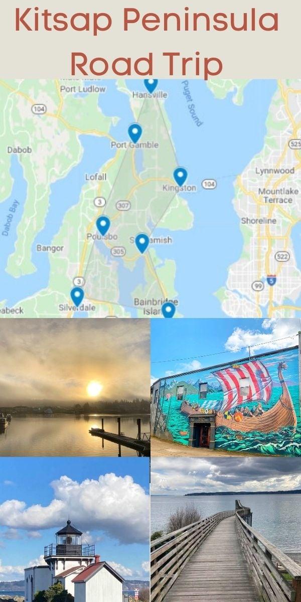 Kitsap Peninsula Road Trip Itinerary