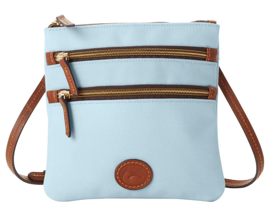 Dooney & Bourke Triple Zip bag