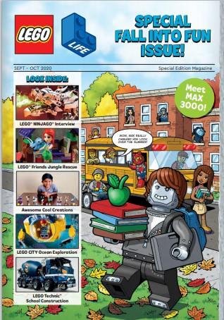Digital Lego Magazine for download