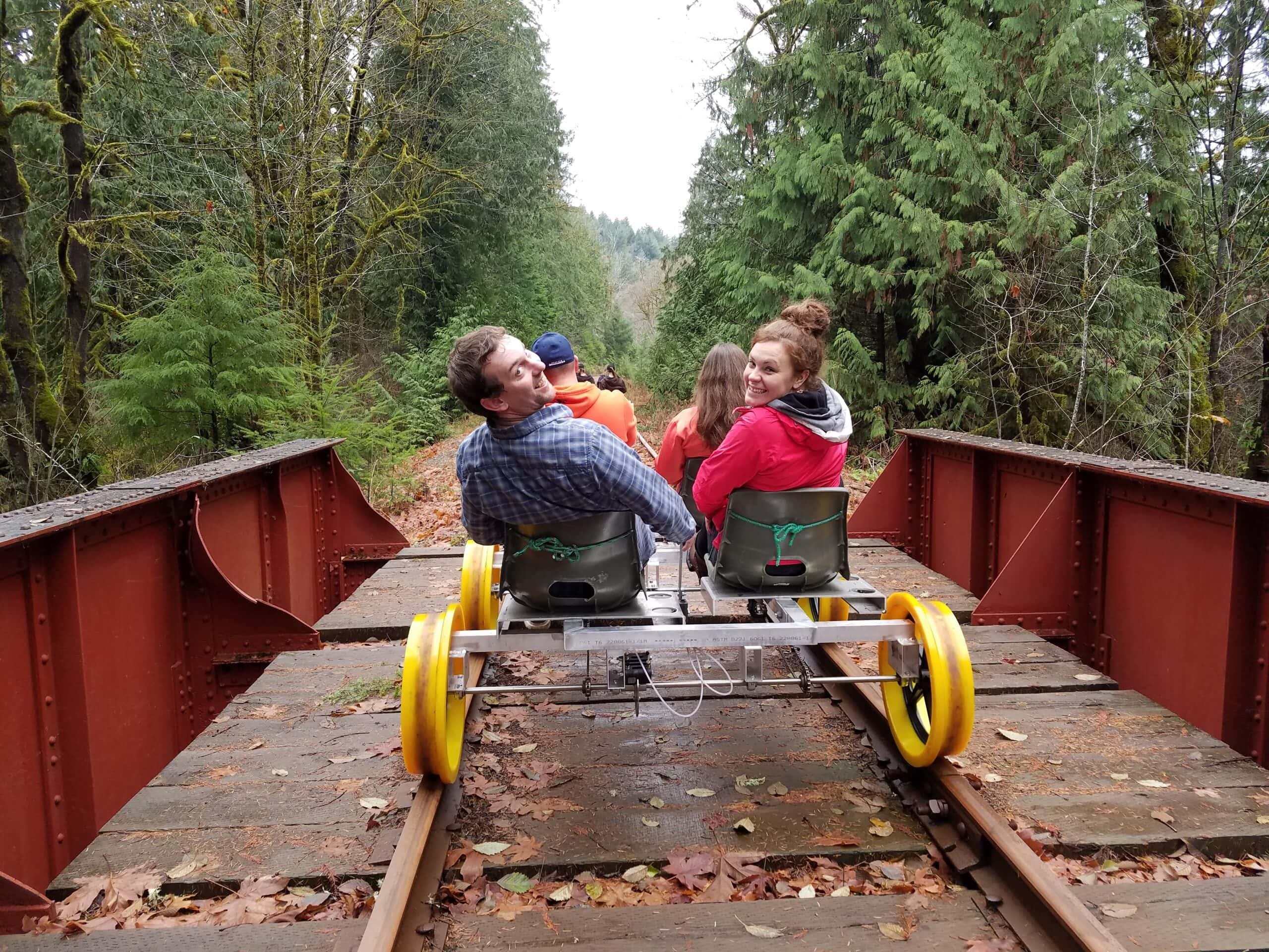 Vance Creek Railriders