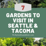 7 Gardens to Visit in Seattle & Tacoma