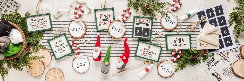 Annie's Christmas Ornament Kit