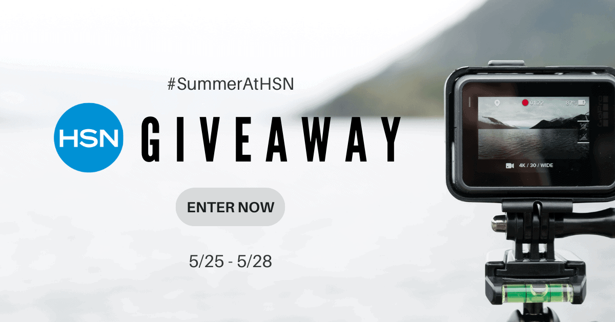 Enter to win a $100 HSN gift card in this giveaway