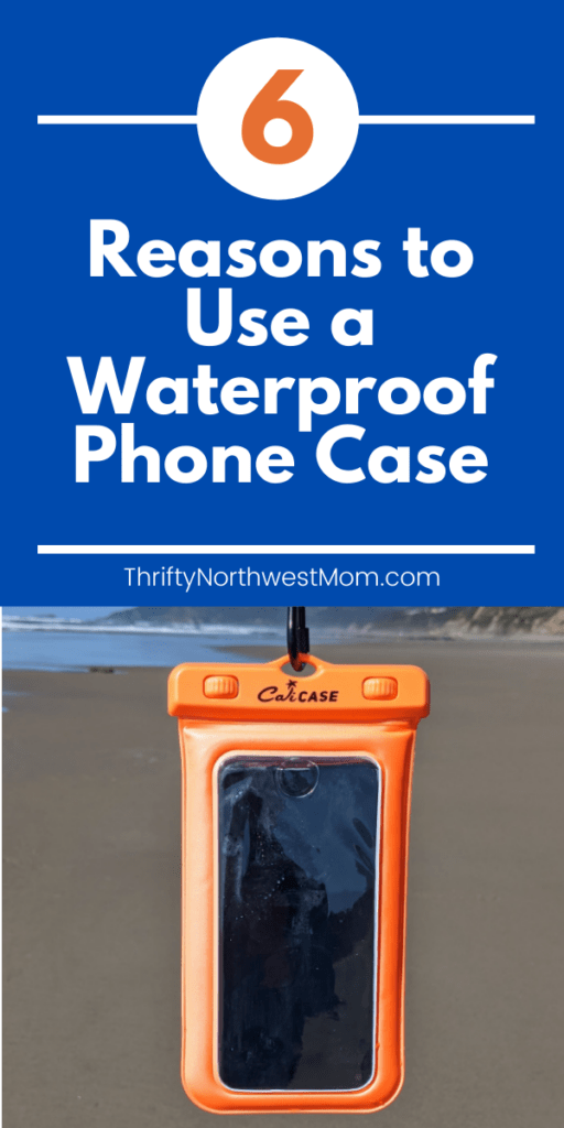 6 Reasons to Use a Waterproof Phone Case  + CaliCase Review & Discount