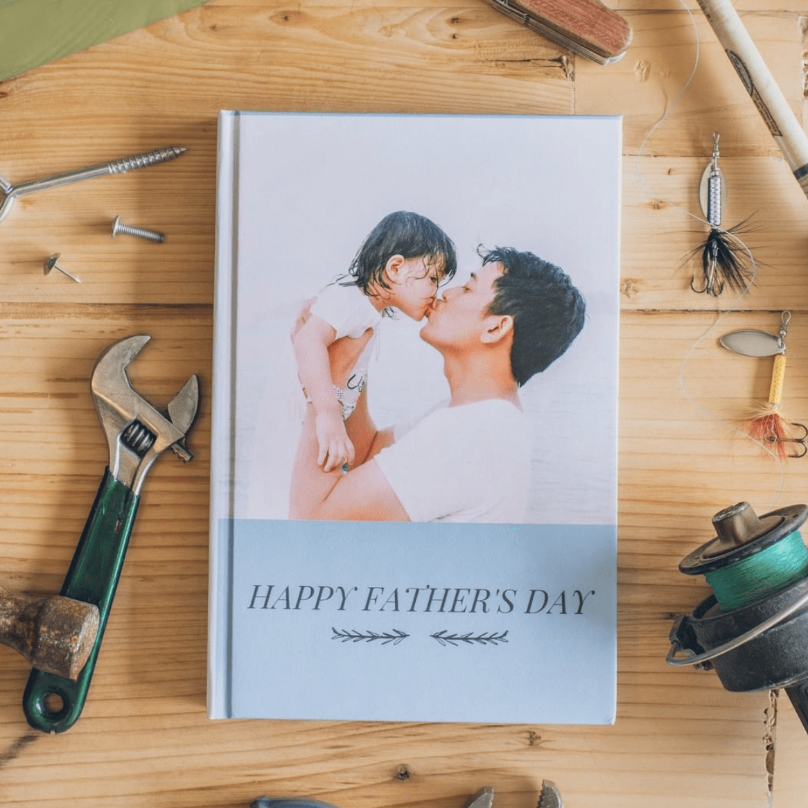 StoryWorth Book for Fathers Day