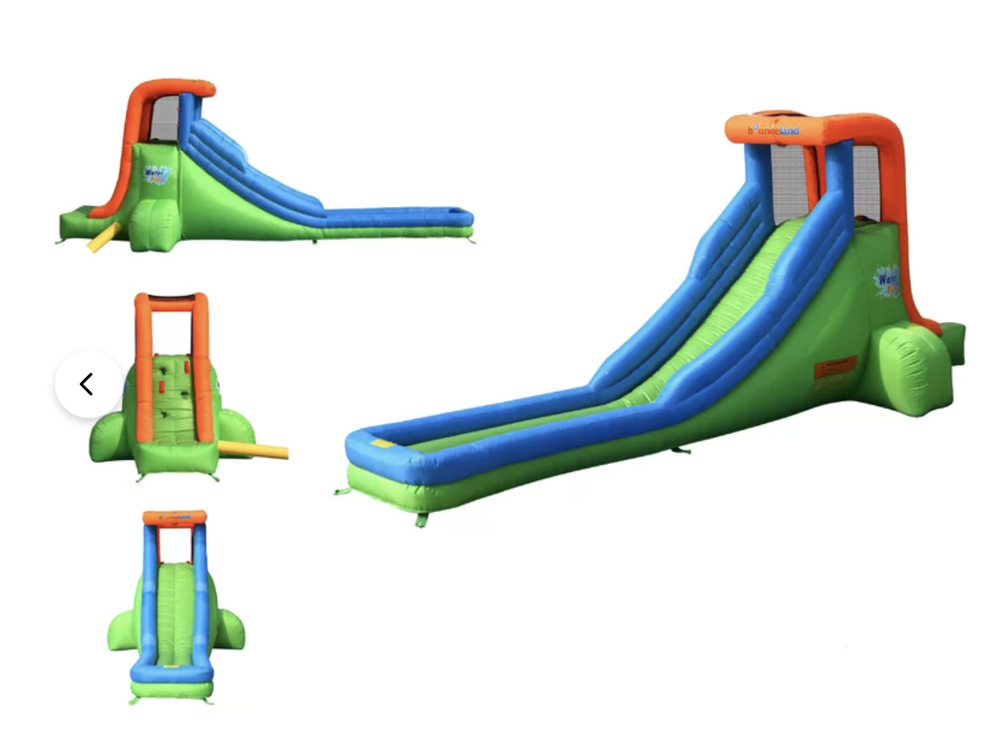 Wayfair Inflatable Water Slide with Blower