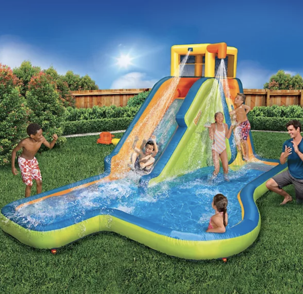 Banzai Water Slide – On Sale for as low as $224 after promotions (reg $399)!