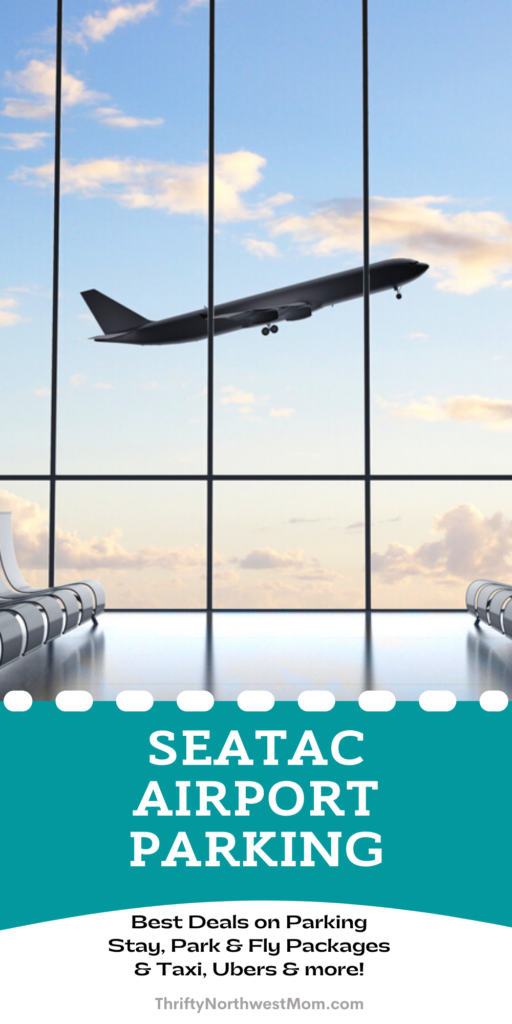 SeaTac Airport Parking – Best Parking Rates & Park, Stay & Fly Packages!