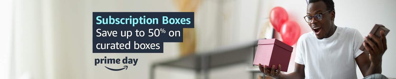 Amazon subscription boxes on sale