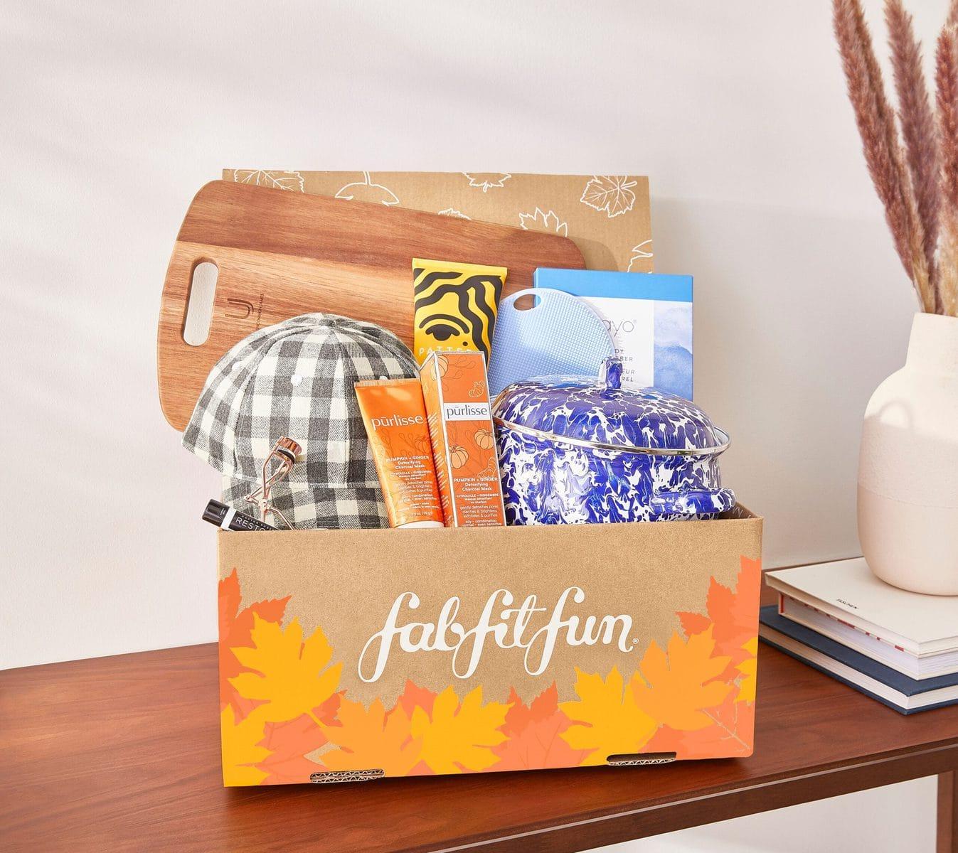 2021 FabFitFun Fall Box