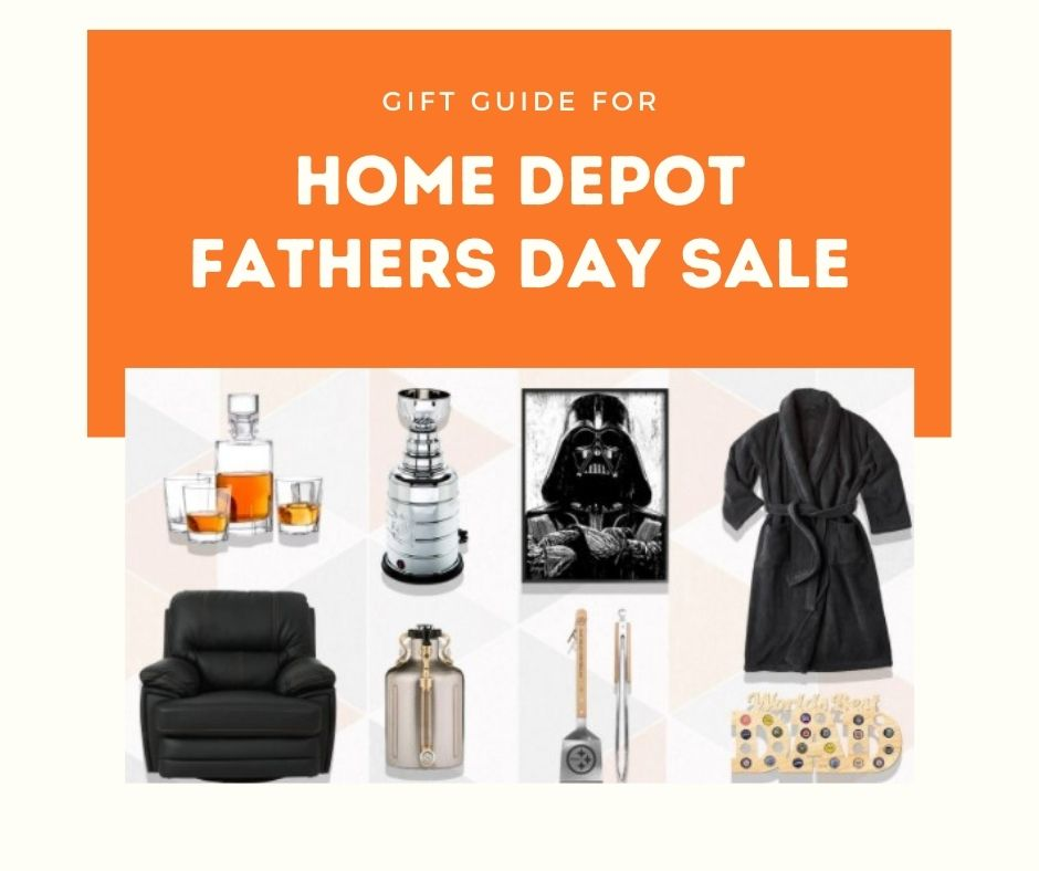 Home Depot Gifts For Dad