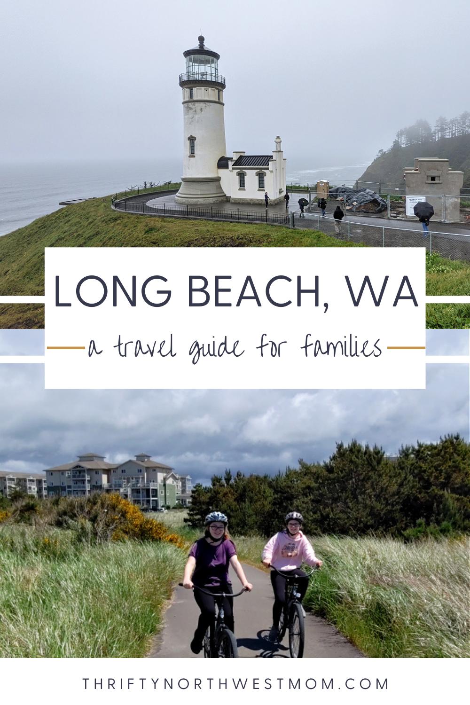 Long Beach WA Travel Guide