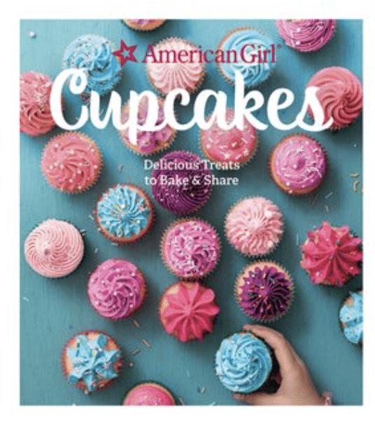 American Girl Cupcakes Cookbook