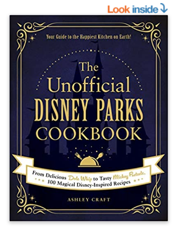 Unofficial parks cookbook