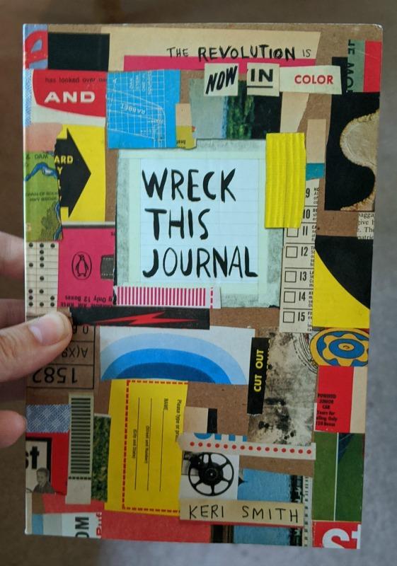 Wreck it Journal