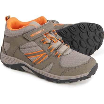 kids merrell hiking boots on sale