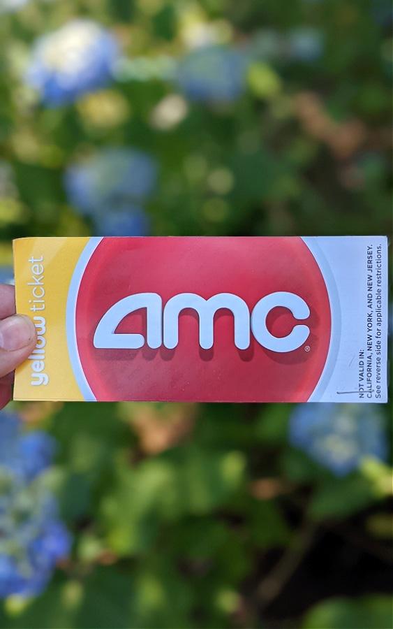 AMC Discount Tickets