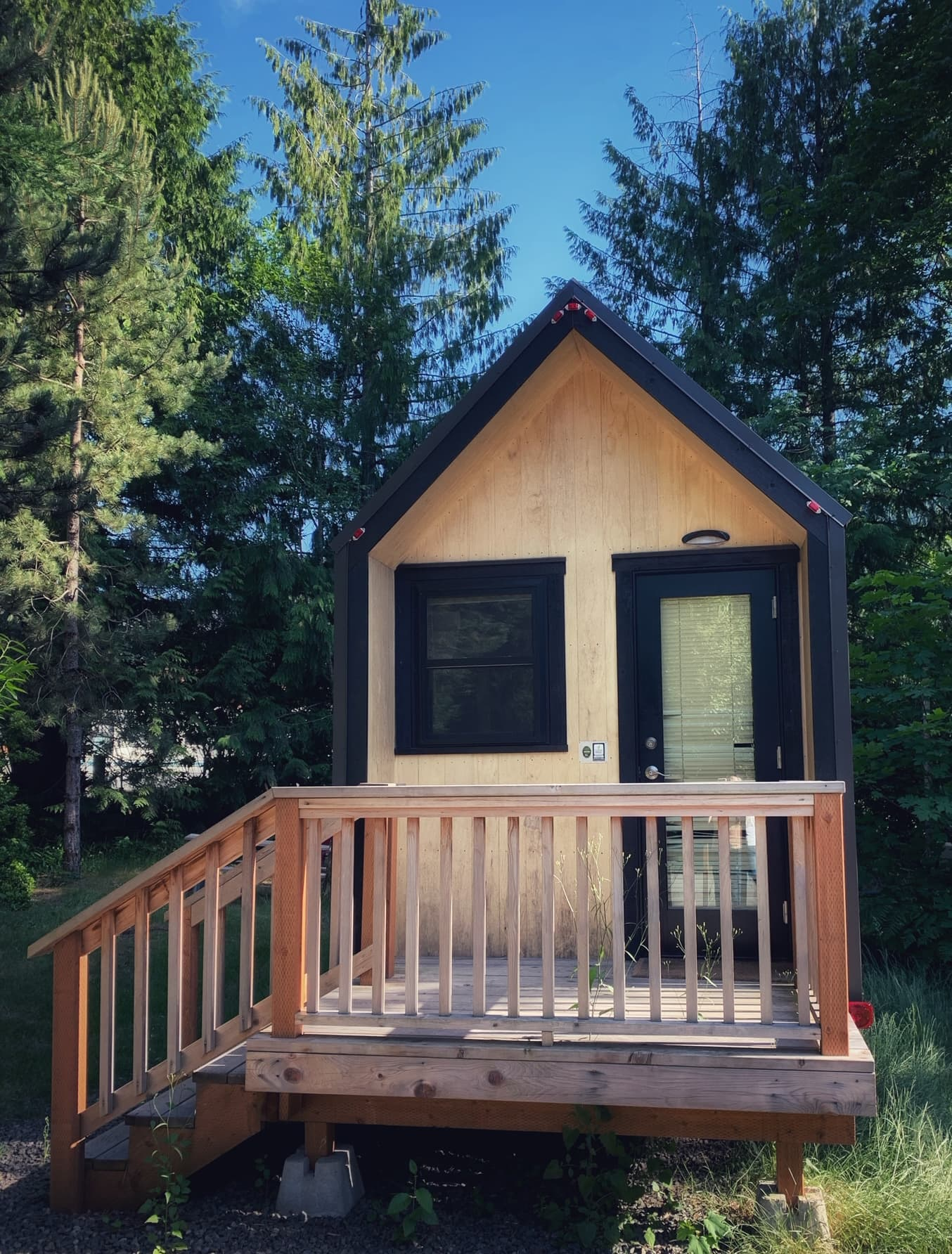 Mt Hood Tiny House Village
