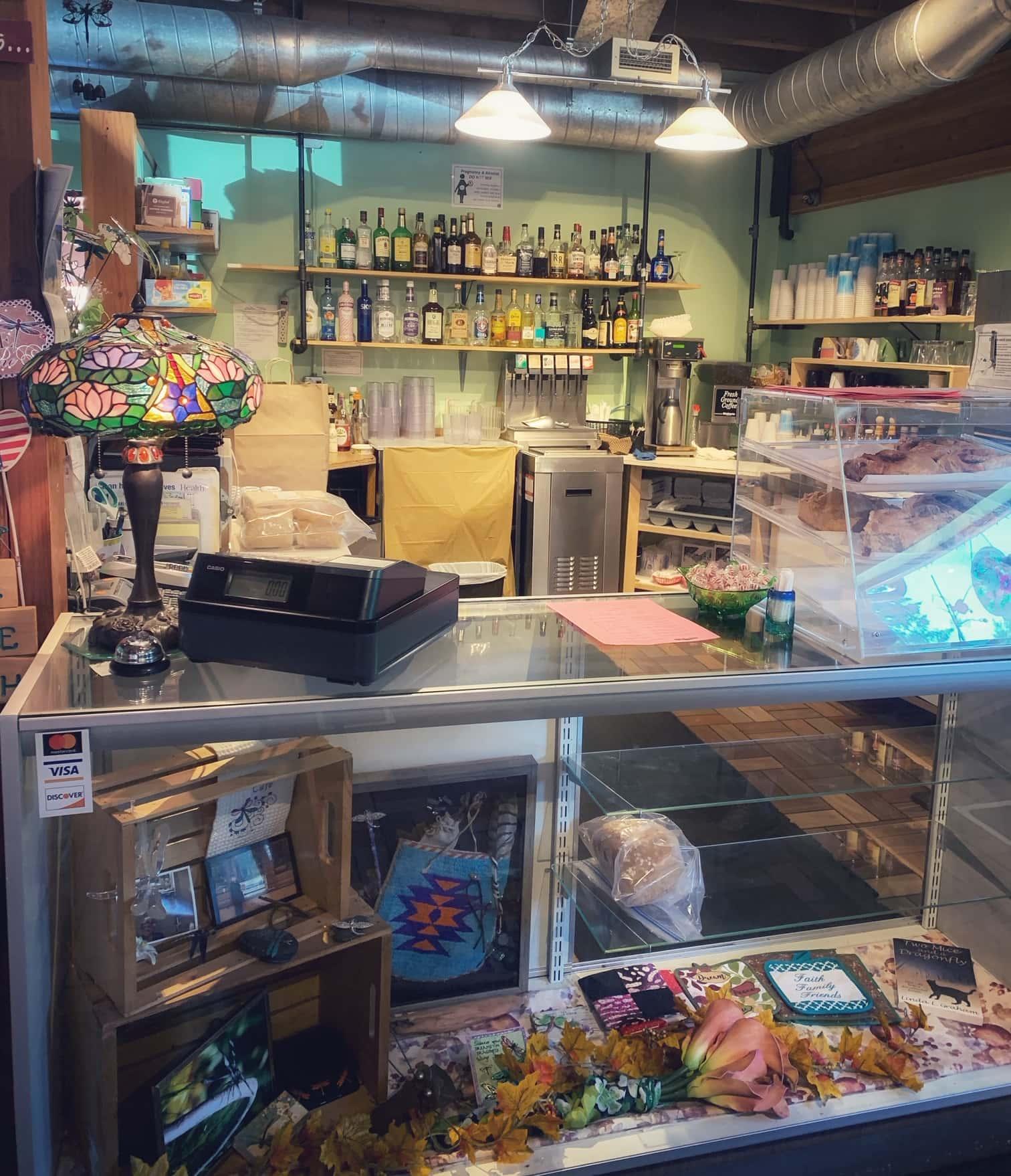 dragonfly cafe mt hood village