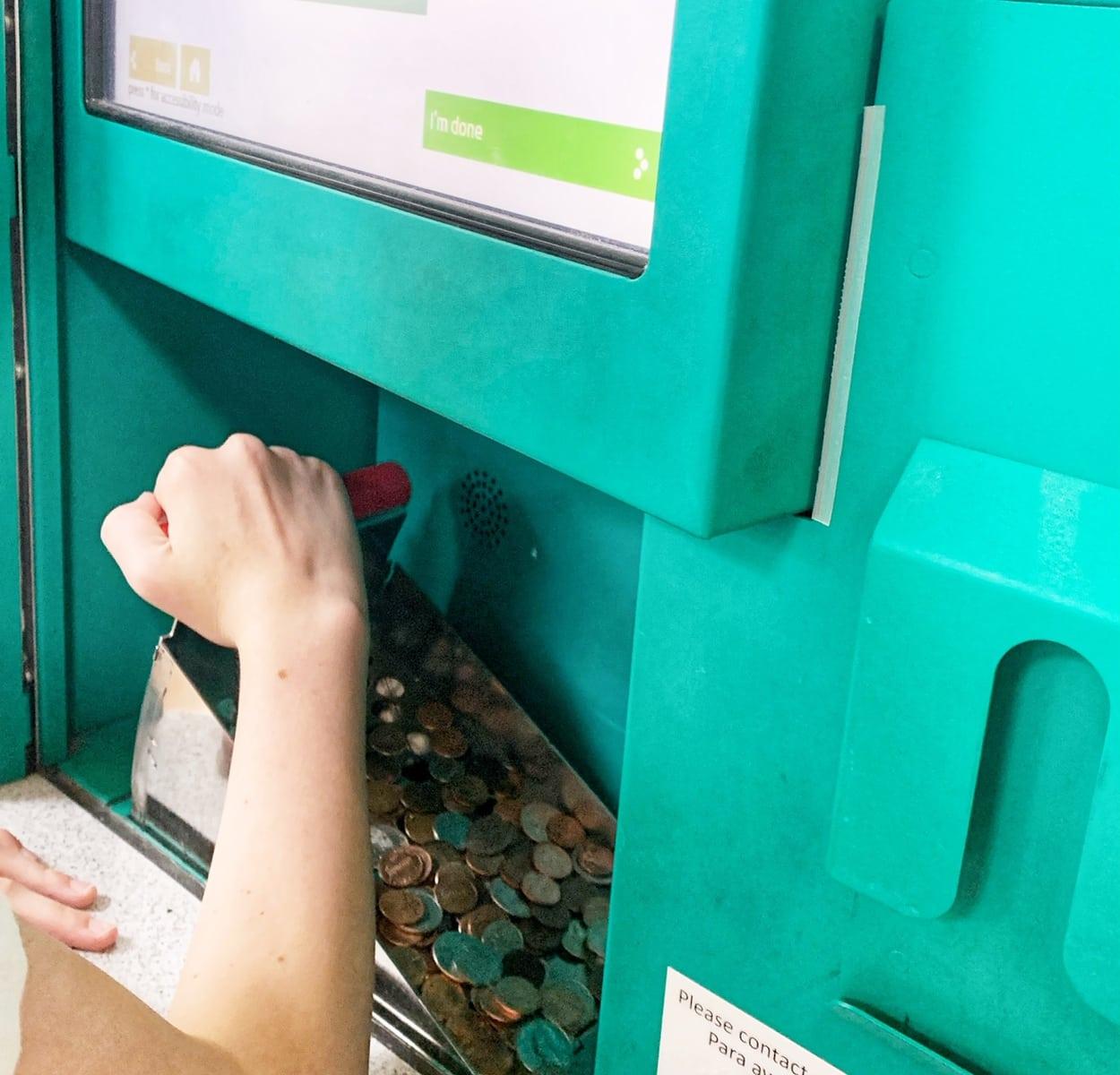 coinstar exchange