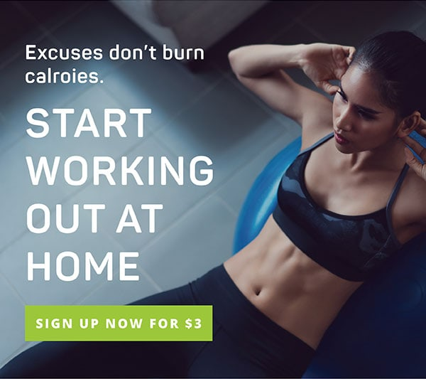 workout classes on tv
