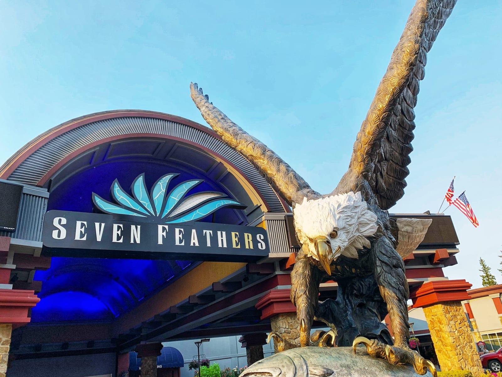 seven feathers casino