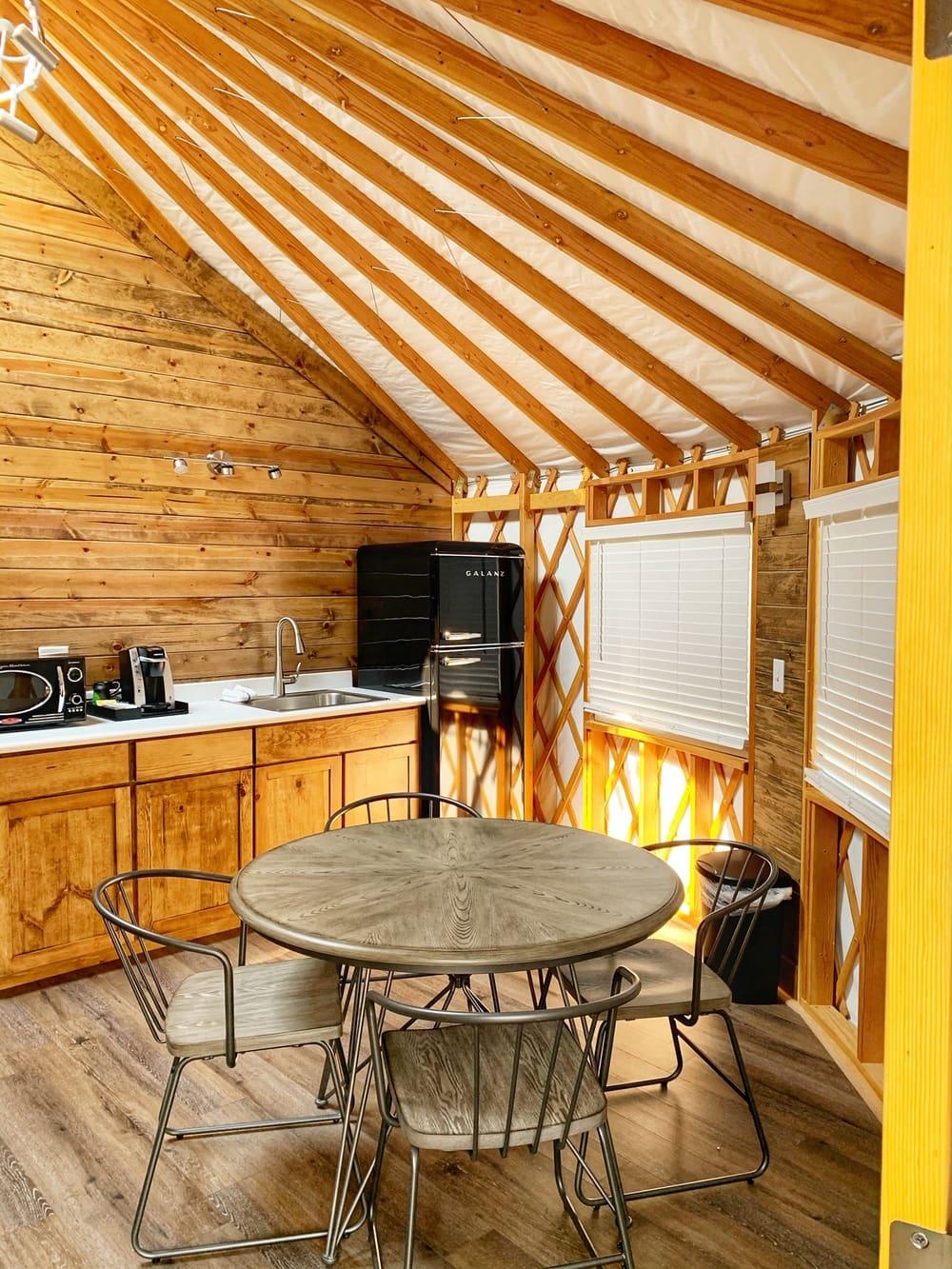 yurt canyonville oregon