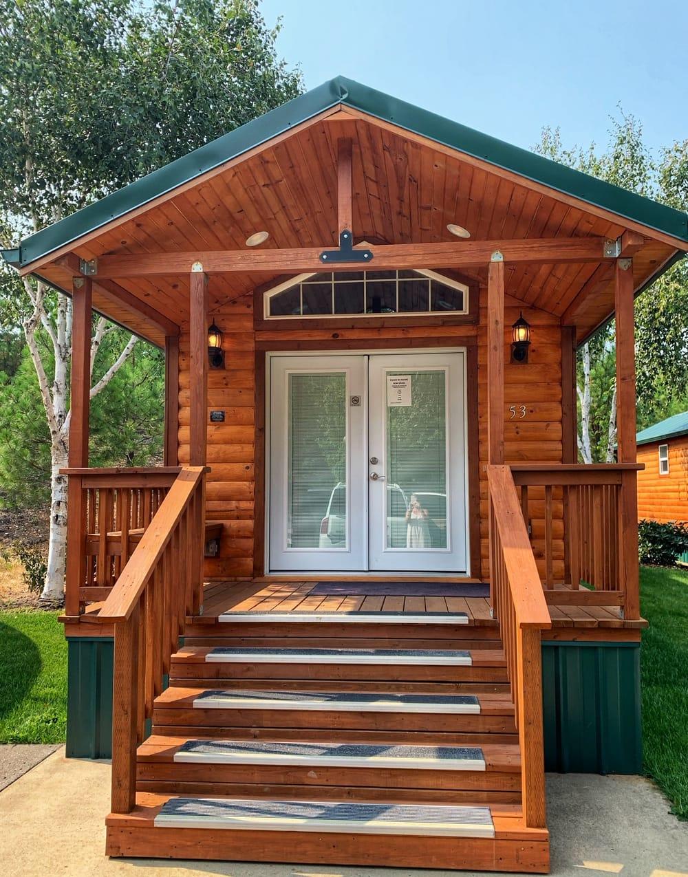 Cabins Oregon